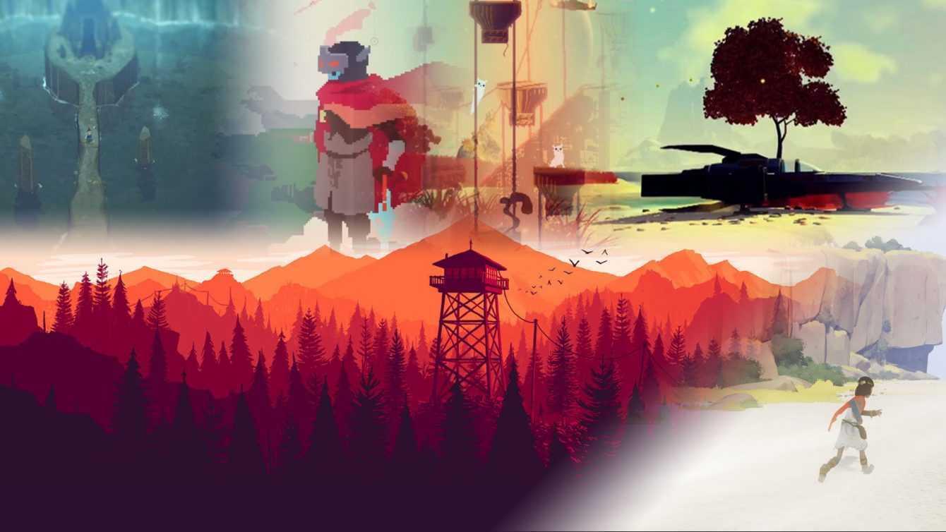 Best Indie Video Games |  April 2021