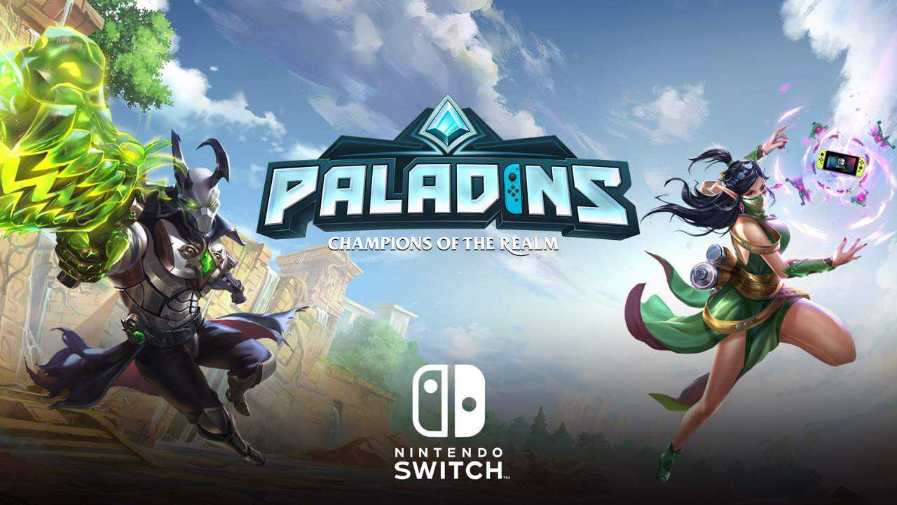Best free to play and free games for Nintendo Switch |  April 2021