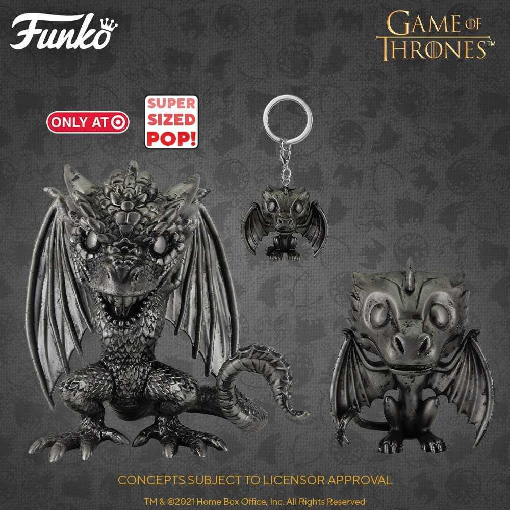 Funko POP !: Here are the new Game of Thrones figures