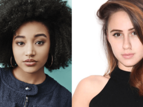 Bodies, Bodies, Bodies: Amandla Stenberg and Maria Bakalova in the cast