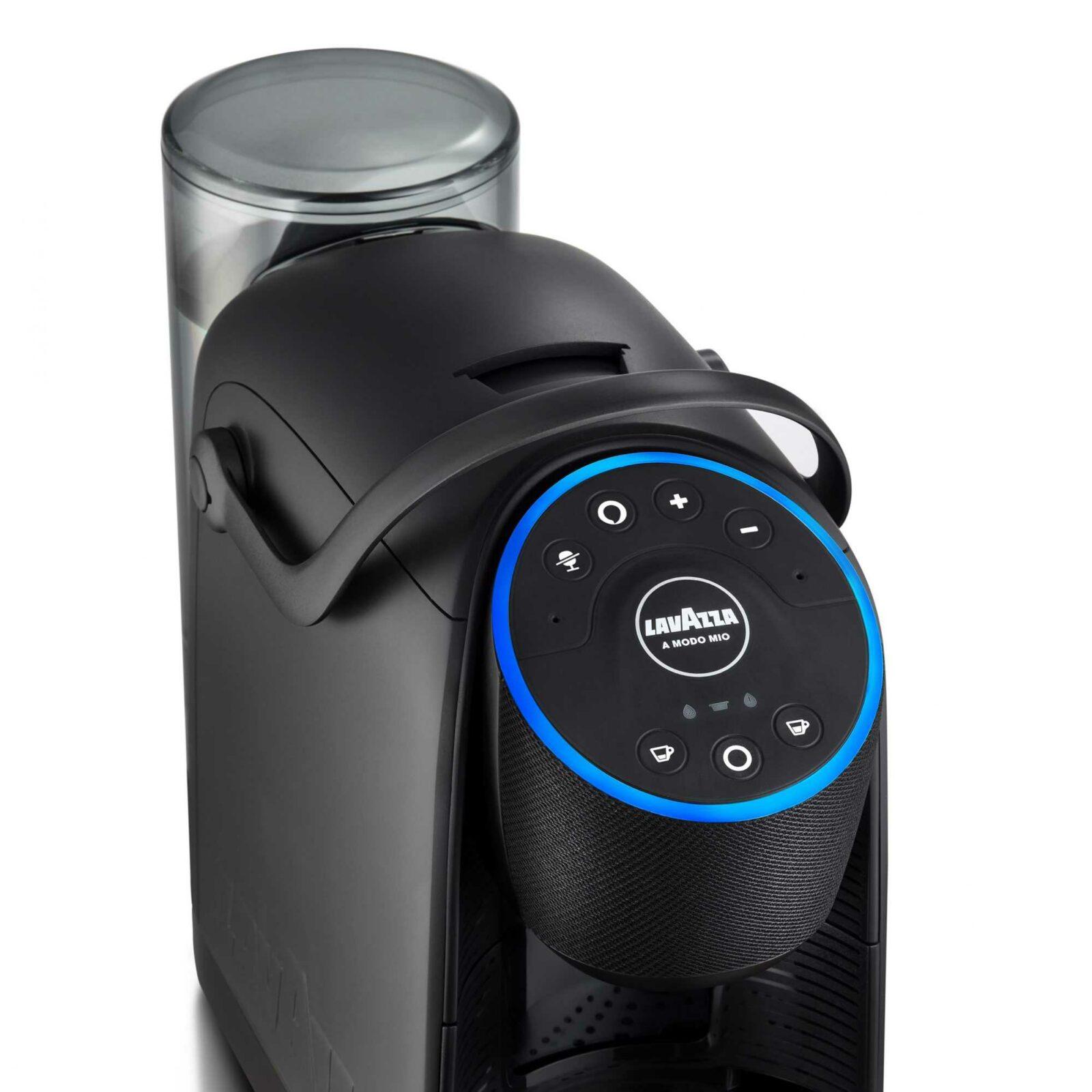Lavazza A Modo Mio Voicy: Amazon Alexa also makes coffee!