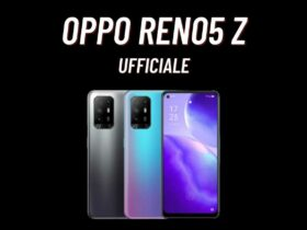 Oppo Reno5 Z 5G: officially announced
