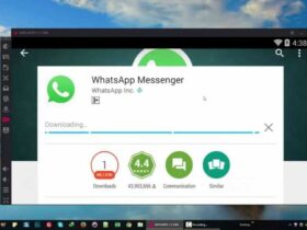 How to use WhatsApp on PC via BlueStacks