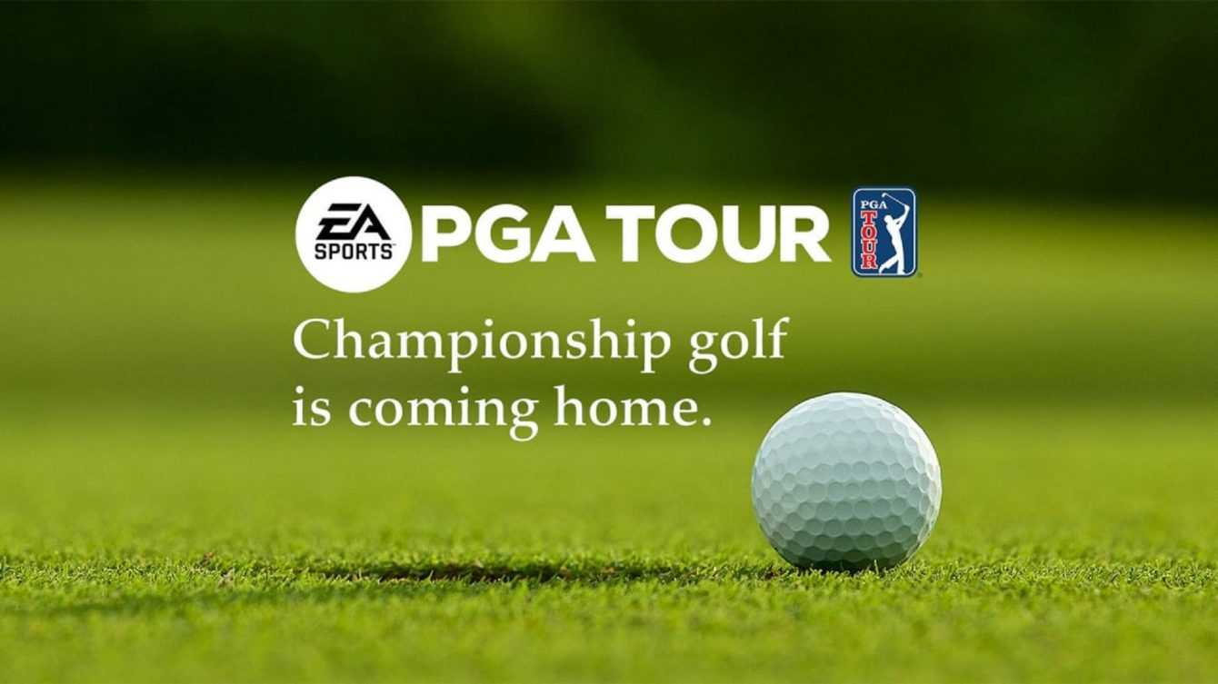 EA Sports PGA Tour will have The Masters tournament exclusively!