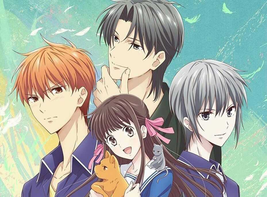 Fruits Basket, by Natsuki Takaya |  Souls and ink