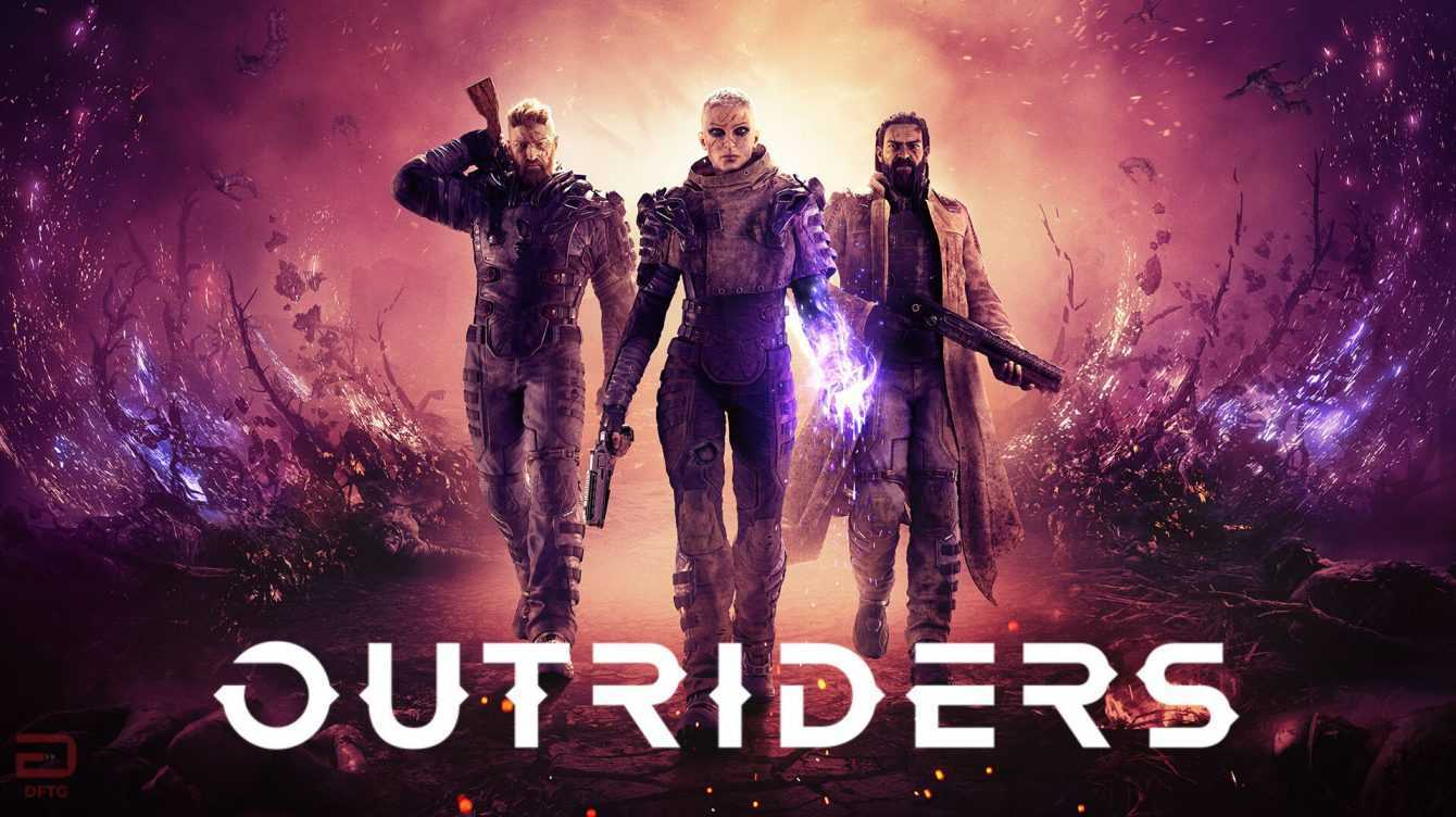 Outriders review: live or die on the planet Enoch