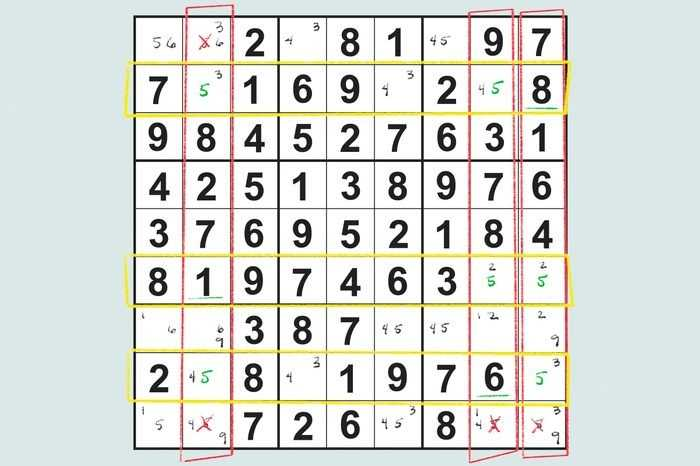 5 tips for playing Sudoku better