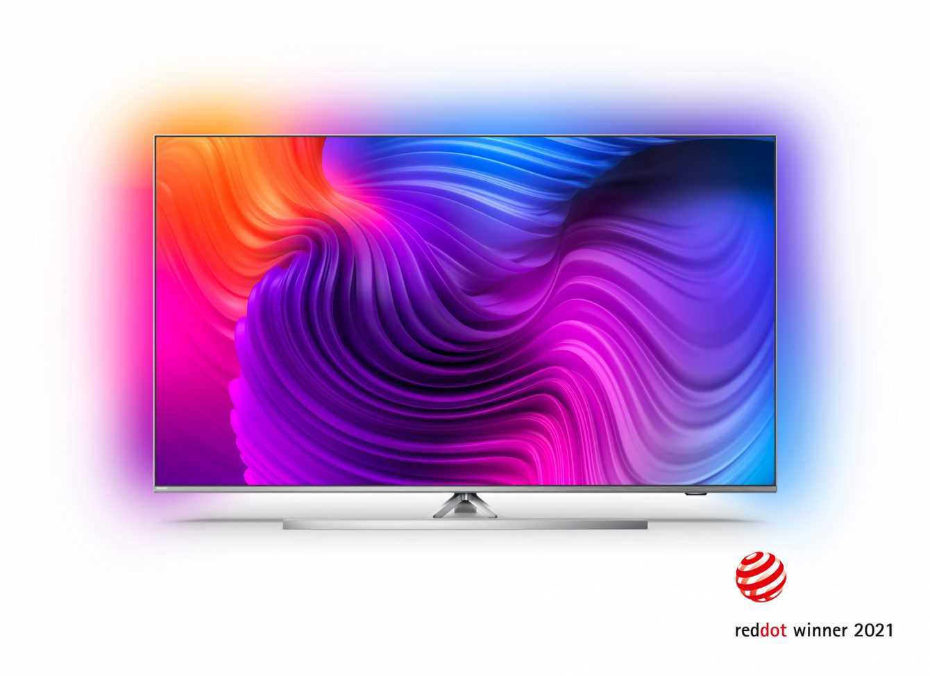 Philips TV & Sound: awarded with four awards at the Red Dot Award 2021