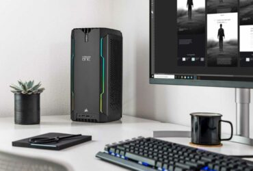 Corsair One: here are the new and powerful All-In-One Desktop PCs