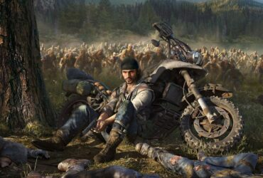 Days Gone: how to repair the bike
