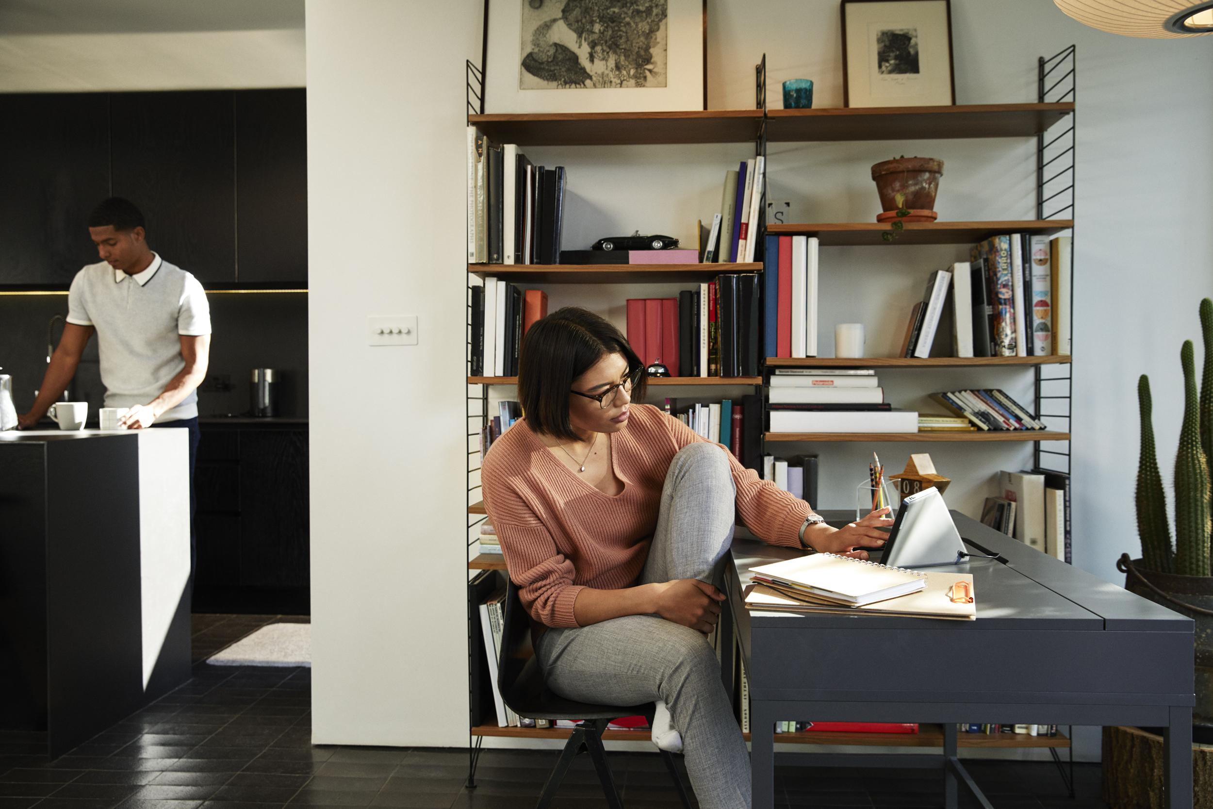 Smartworking: the future according to Lenovo