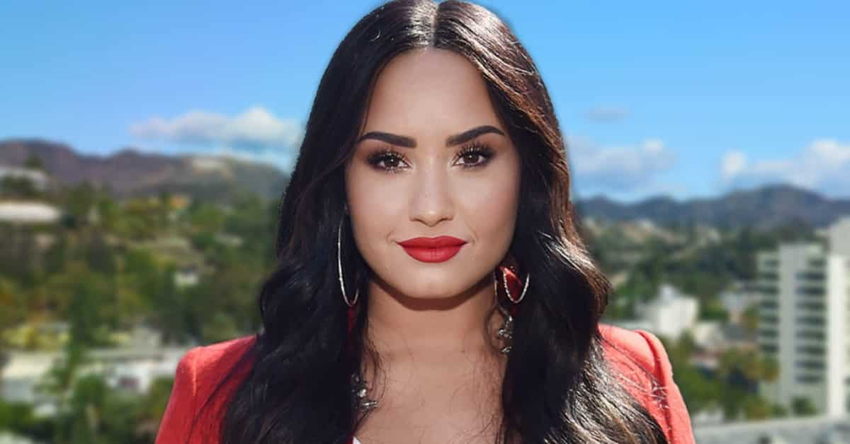 Demi Lovato: protagonist of Hungry, a series on eating disorders