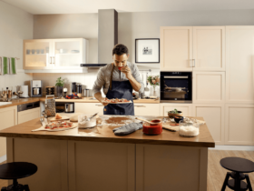 Beko Multifunction Kitchen FSR61410GXDF: a pizza in 5 minutes!