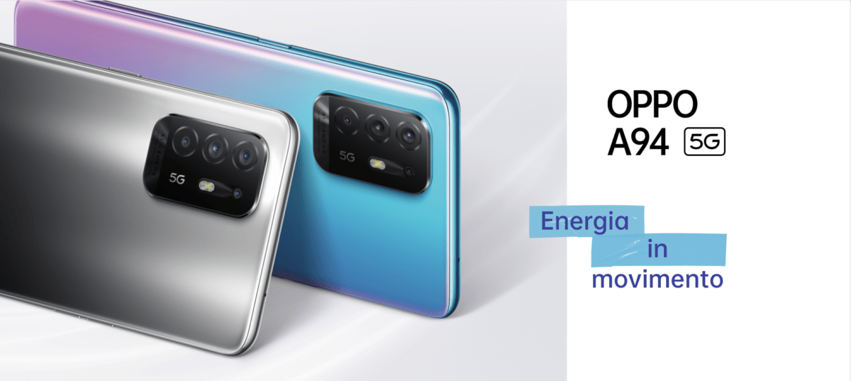 Oppo A94 5G: officially announced the new medium range