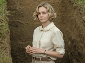 Carey Mulligan: the actress is in the cast of Spaceman