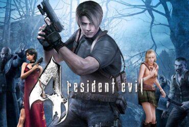 Resident Evil 4 VR announced for Oculus Quest 2!