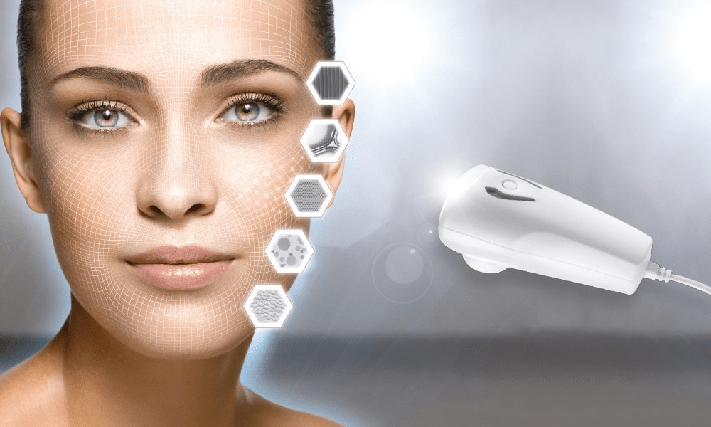 When technology helps beauty