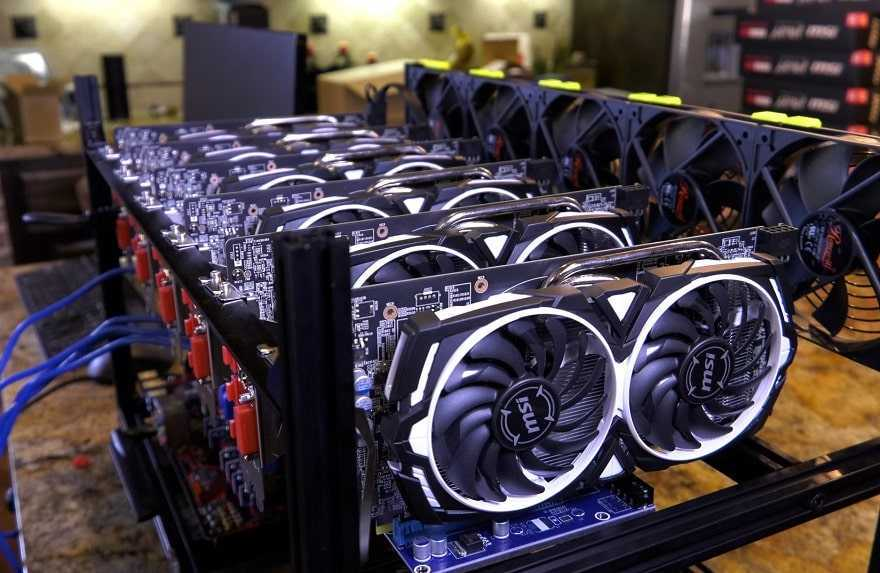 Cryptocurrency mining: possible shortage of SSDs and memories?