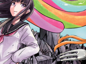 Candy Flurry: first impressions of the new Jump manga