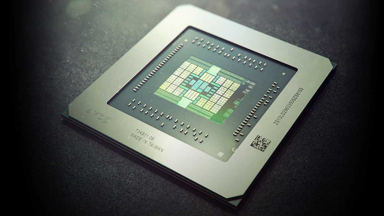 AMD RDNA 3: nuove GPU chiplet con AMD Active Bridge?