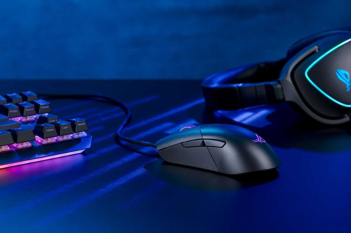 ASUS ROG Keris: the ultralight mouse arrives in Italy