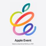 Apple Event April 20: the new iPad Pro arrive