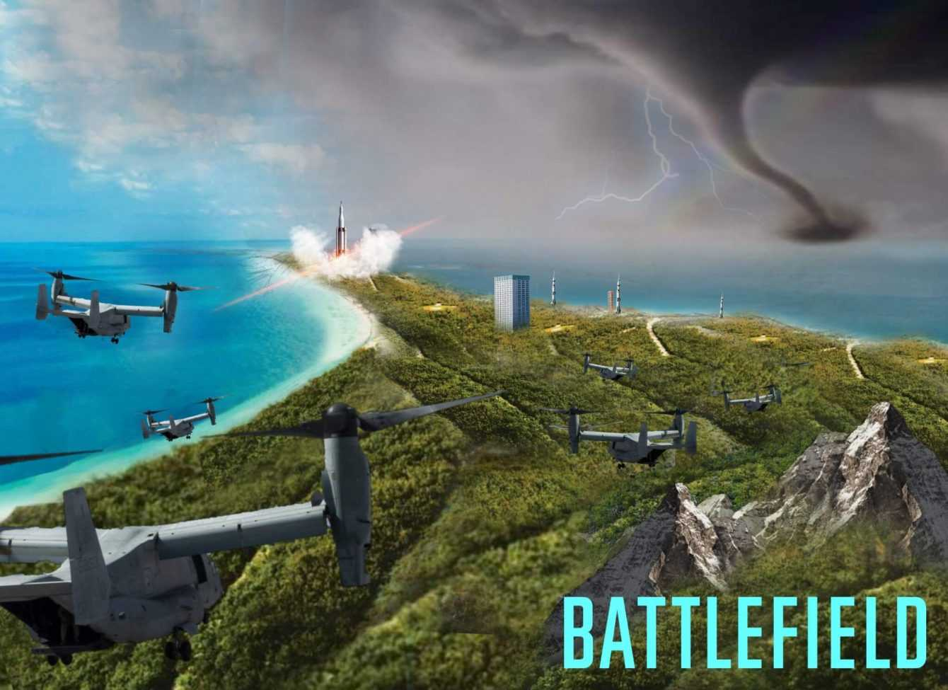 Battlefield 6: new leaks on the map and gameplay