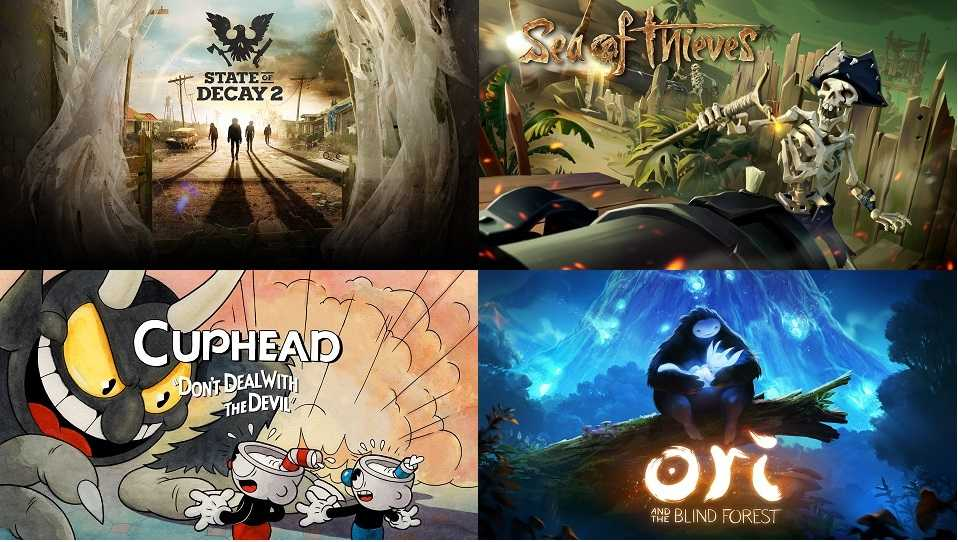 Best Xbox One Exclusives To Buy    April 2021