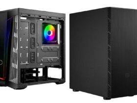 CoolerMaster: here are the new MasterBox 540 and MasterBox MB600L V2 cases