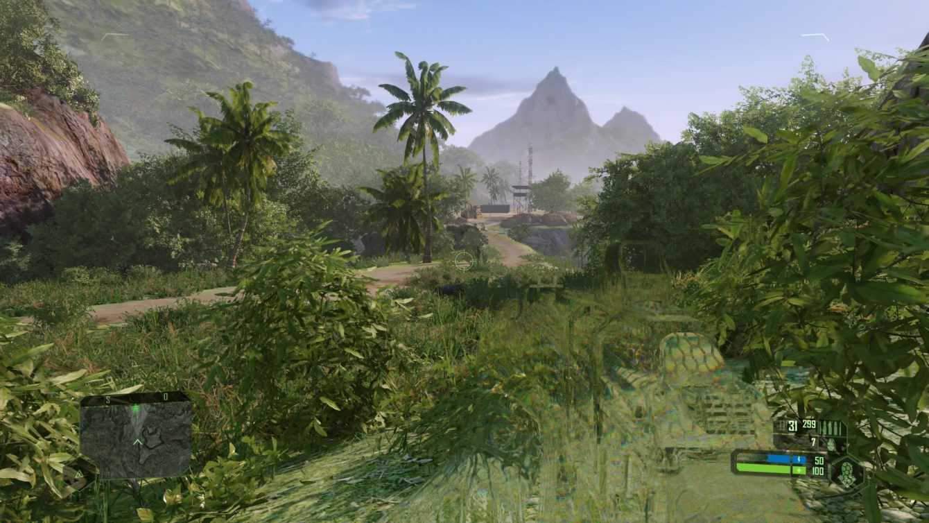 Crysis Remastered: published the update for PS5 and Xbox Series X