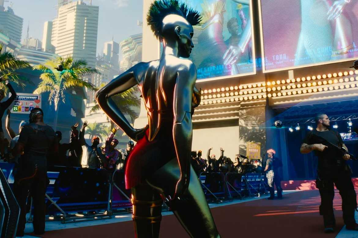 Cyberpunk 2077: the new patch 1.21 can be downloaded from today