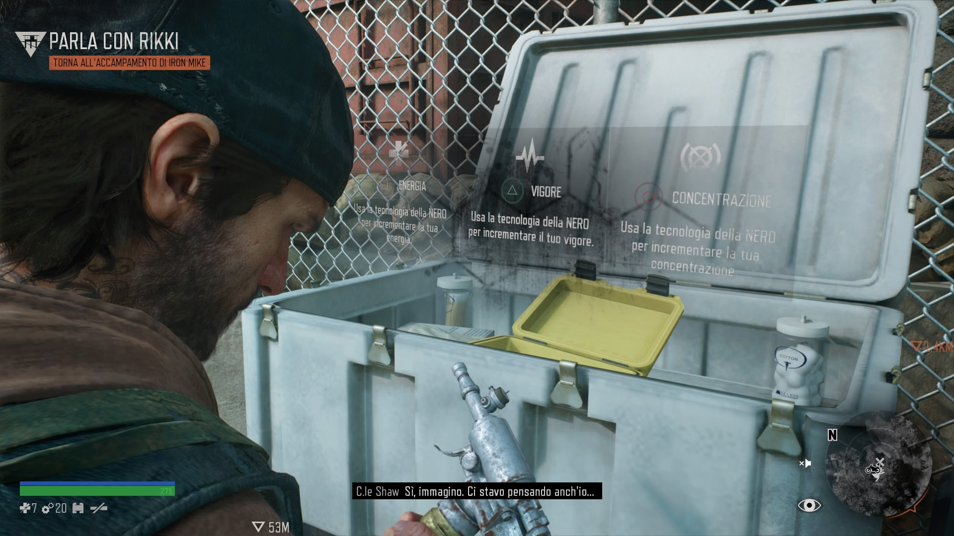 Days Gone: How to Enter College and Where to Find NERO Principals