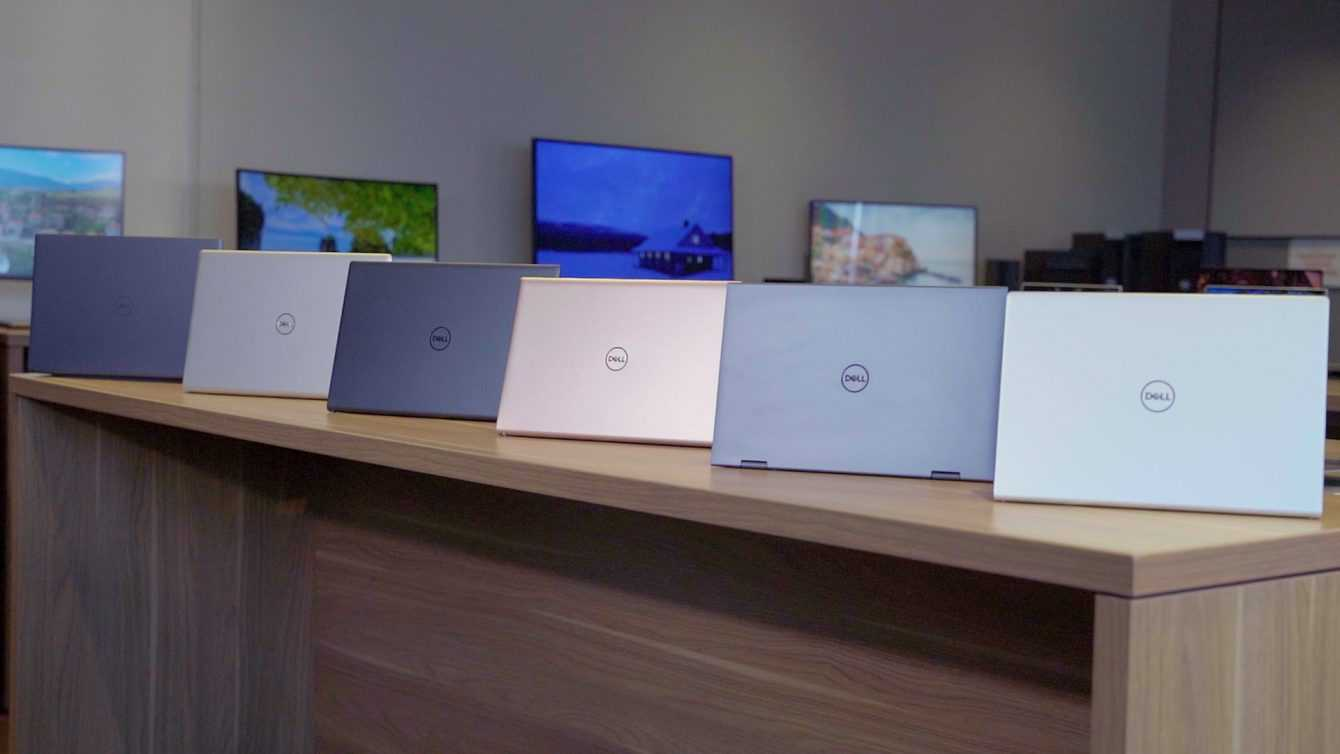 Dell XPS 13 OLED and Inspiron: all the news