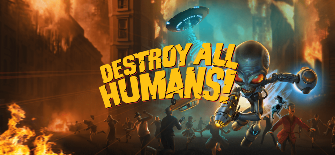 Destroy All Humans: the remake arrives on Switch, here is the release date