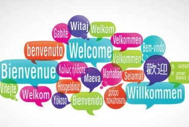 Digital technology can help you learn a second foreign language
