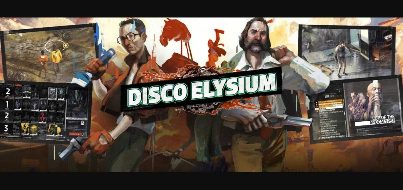 Disco Elysium The Final Cut: update 1.3 available on PS4 and PS5