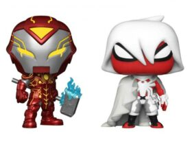 Funko POP: here are the new Marvel-themed Infinity Warps figures!