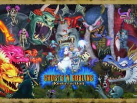 Ghosts 'n Goblins Resurrection: in arrivo per PS4, Xbox One e PC