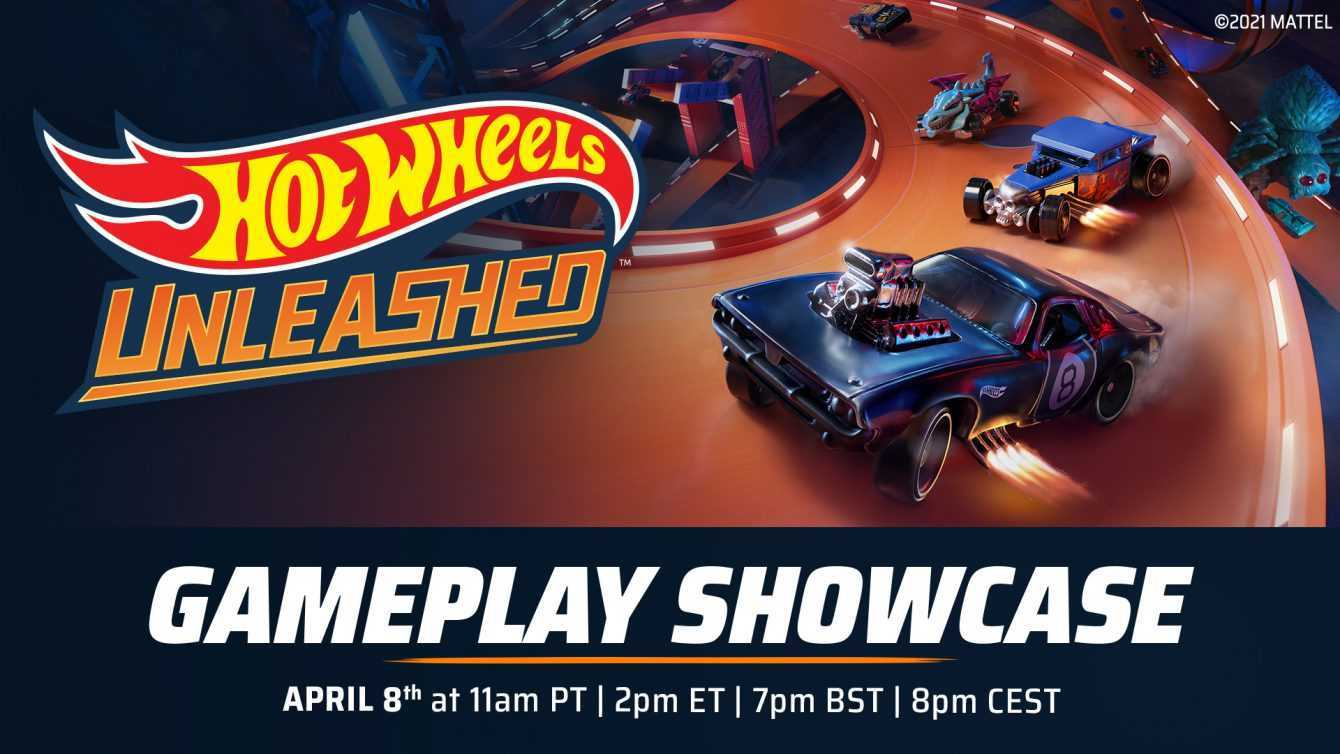 Hot Wheels Unleashed: the new gameplay is coming