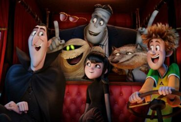 Hotel Transylvania 4: a free short awaiting the release of the film