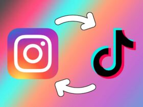 How to put Instagram on TikTok