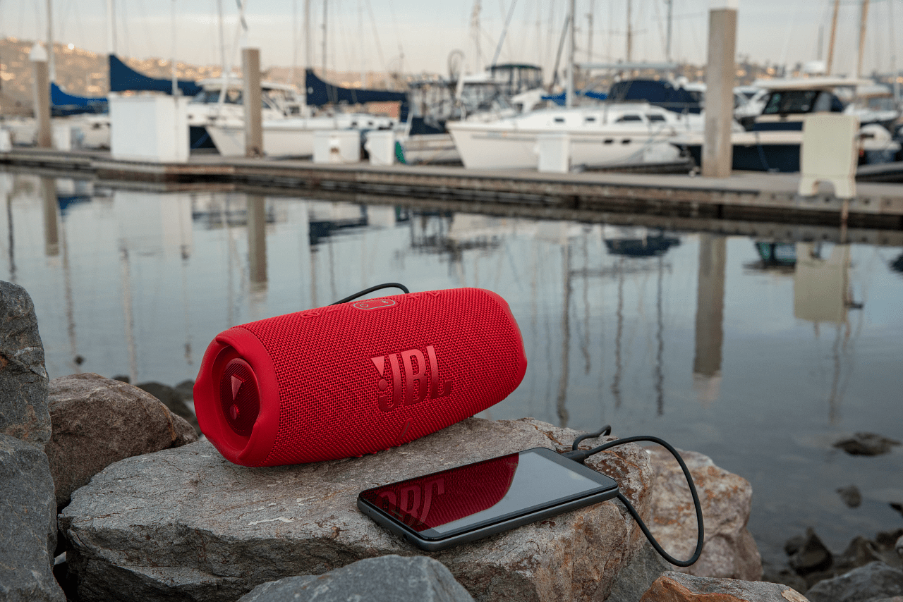 JBL announces the new Charge 5 Bluetooth speaker