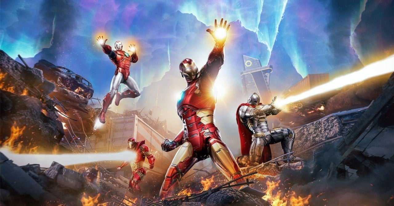 Marvel's Avengers: the Tachyon Anomaly event kicks off on April 22nd