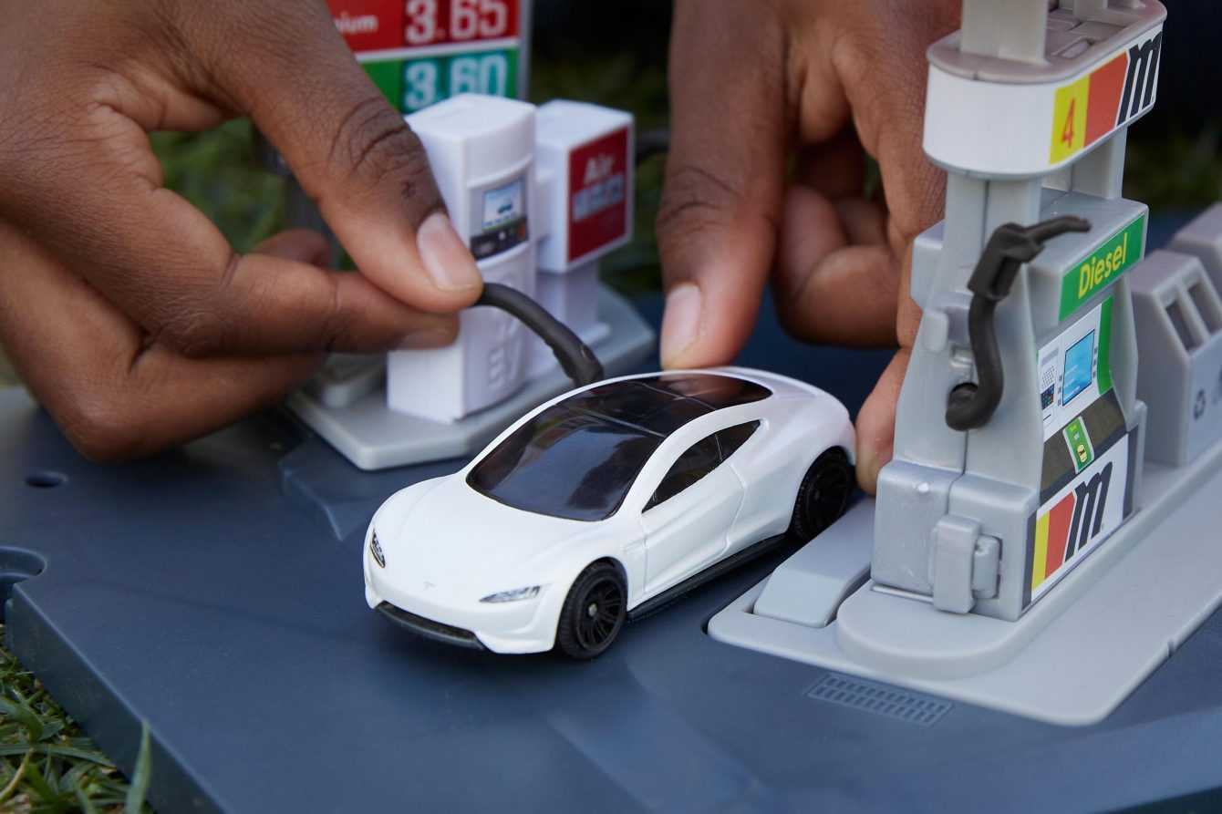 Matchbox: the first die-cast made with recycled materials arrives