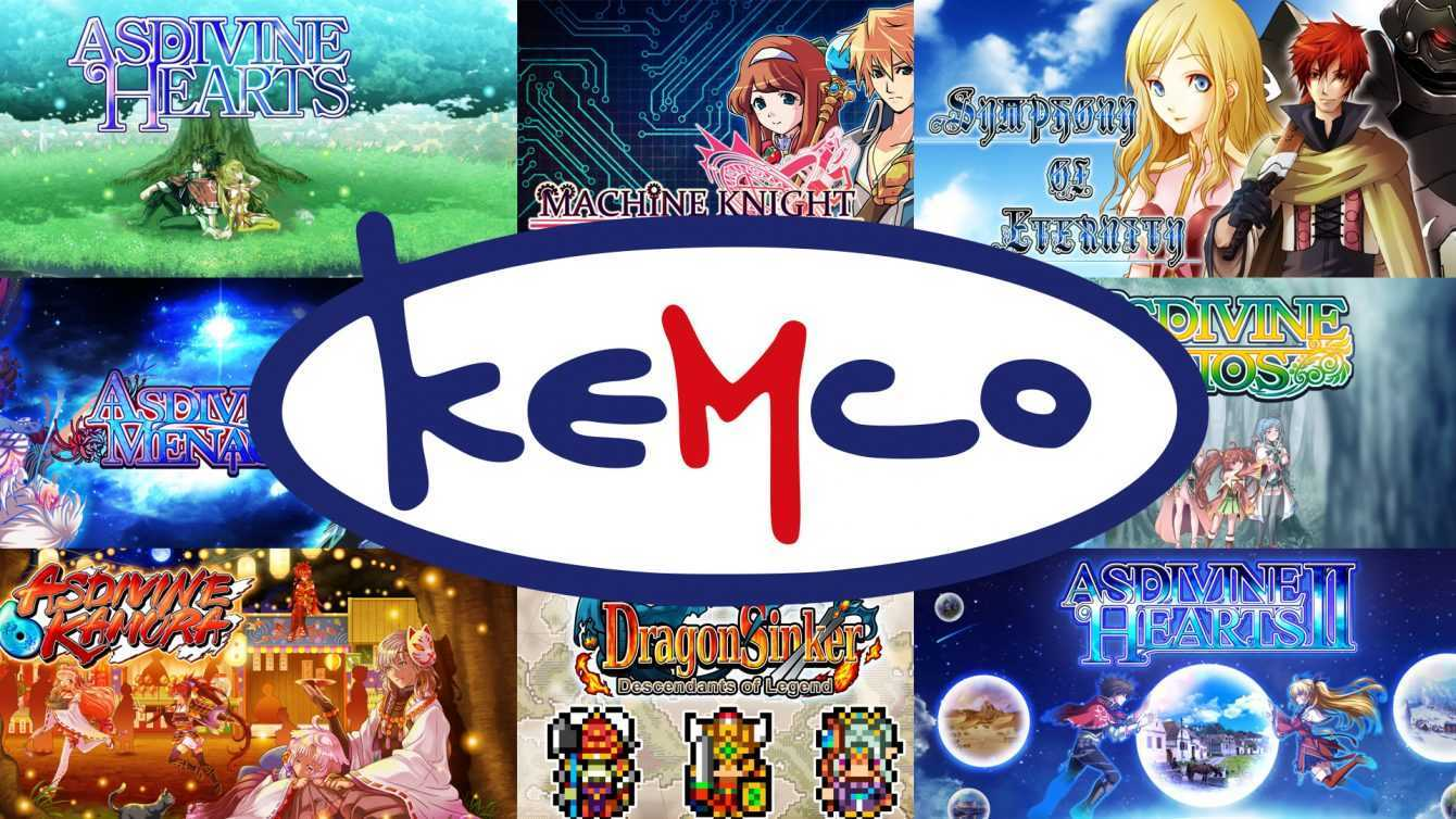 Nintendo eShop: sales for fourteen Kemco titles