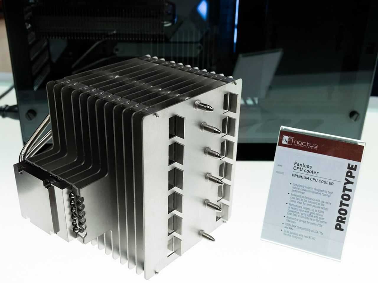 Noctua: the LGA 1700 Socket CPU kit available soon