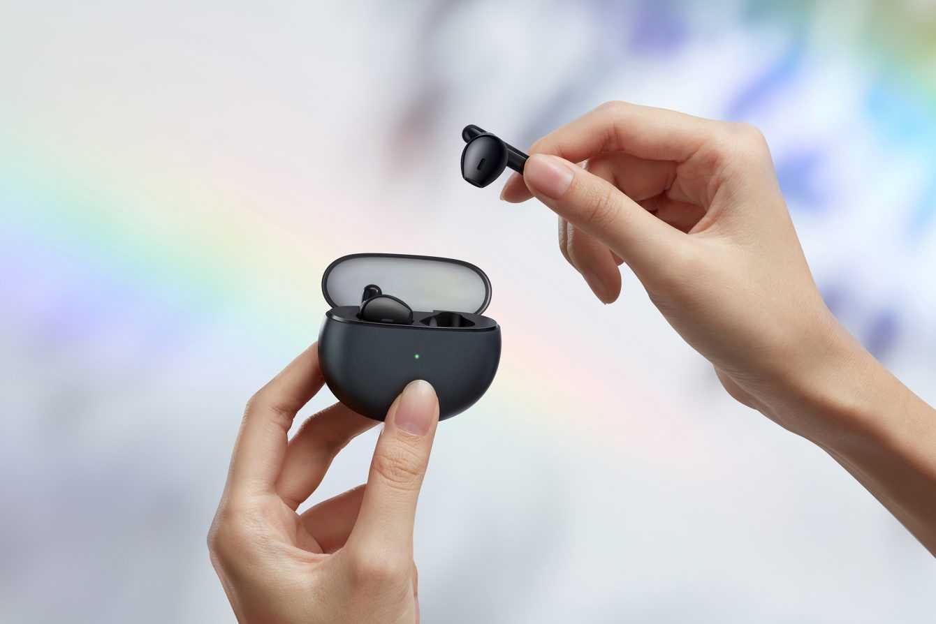 OPPO Enco Air: the new TWS earphones with ANC