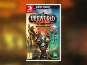 Oddworld Collection: announced the release date for the Switch