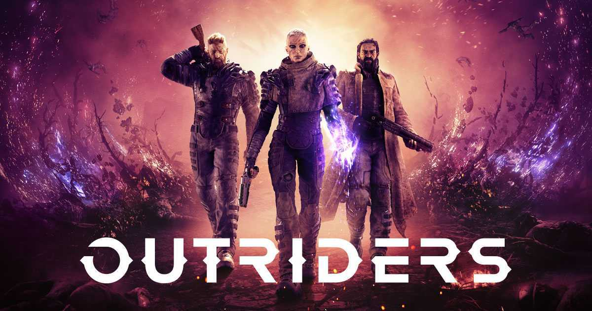 Outriders: anti-bug update ready