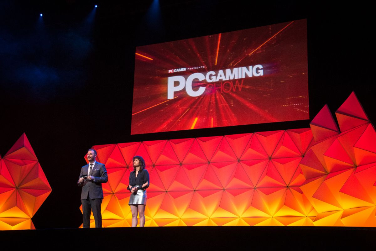 PC Gaming Show 2021 confirmed for June